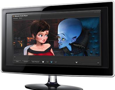 Media Player smart tv
