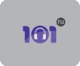 101.RU Виджет для прослушивания более 70 каналов
