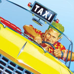 Crazy Taxi smart tv